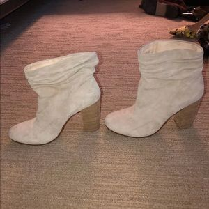 Chinese Laundry Ruched Bootie